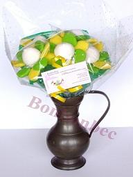 Bouquet de fleur en bonbons